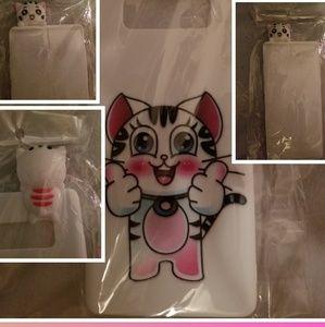 Samsung Galaxy Note 8 Phone Case Cat Kitty
